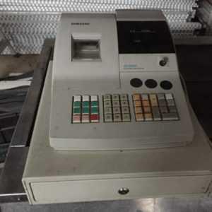 Купить Кассовый аппарат SAMSUNG ER 250 RF