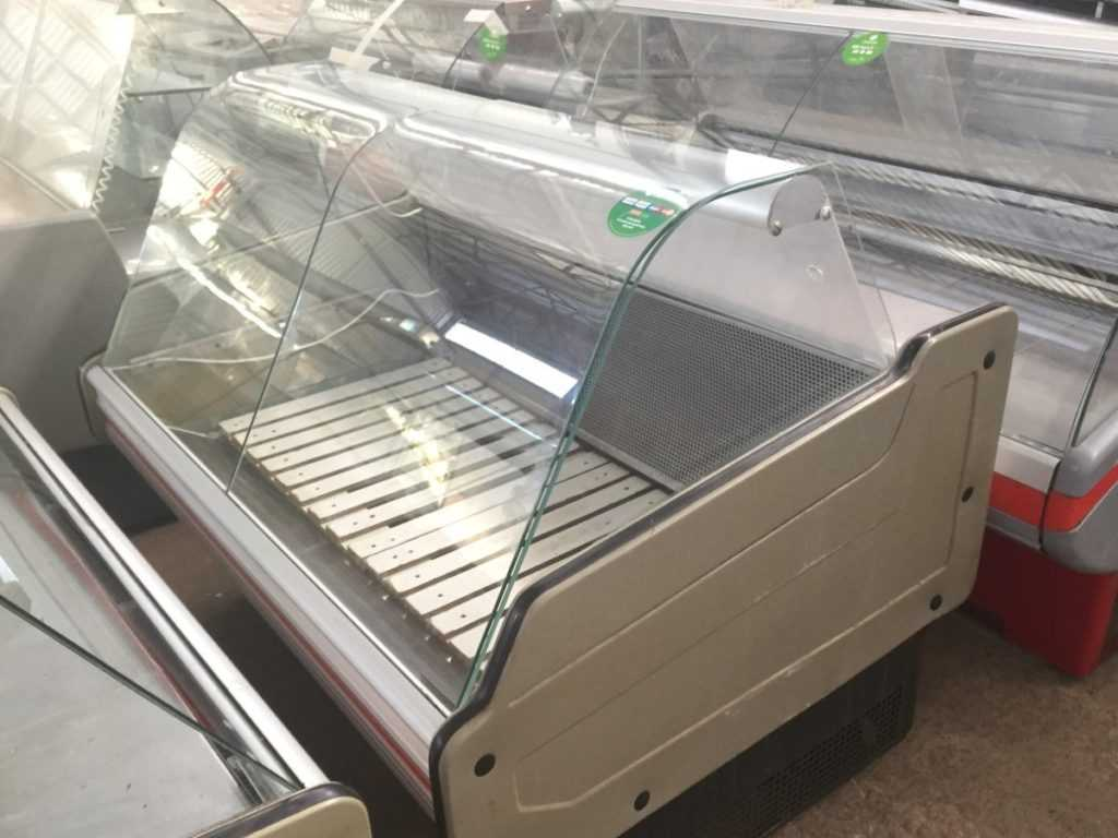 Холодильные витрины. Витрина-прилавок морозильная Cryspi впн