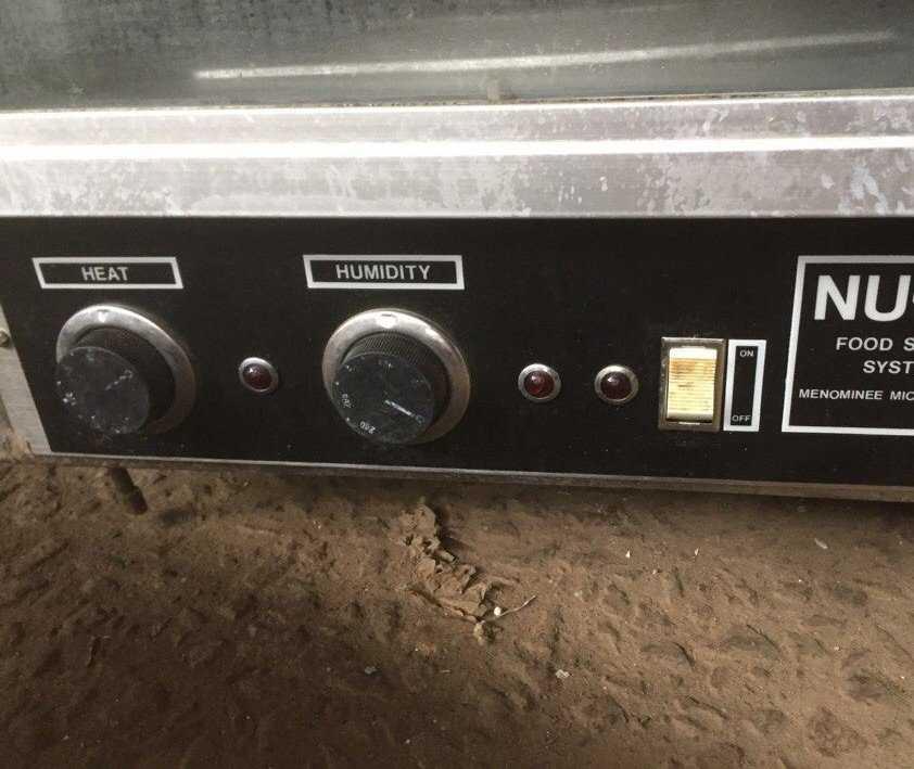 Расстоечный шкаф NU-VU P-8