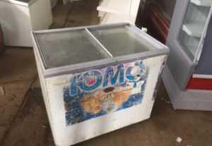 Купить Ларь морозильный Electrolux