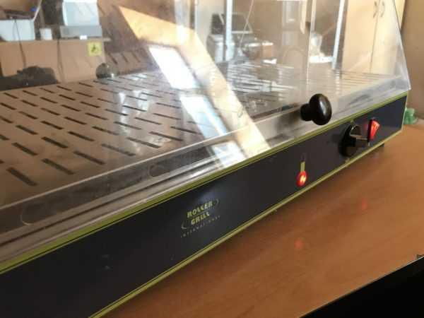 Купить Витрина тепловая Roller Grill WD 100
