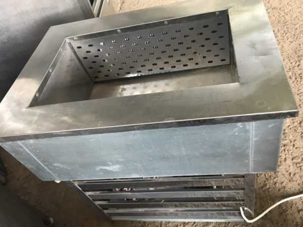 Купить Салат-бар охлаждаемый 49х70х64
