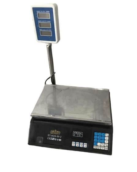 Купить Весы торговые электронные Sprint ST-ACS-30-2