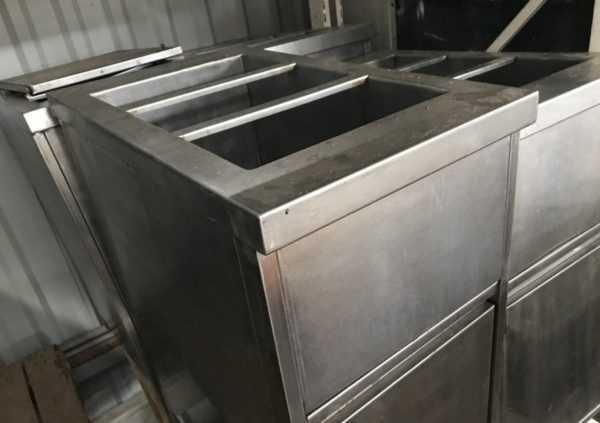 Купить Тумба салат бар нейтральный 40/70/82