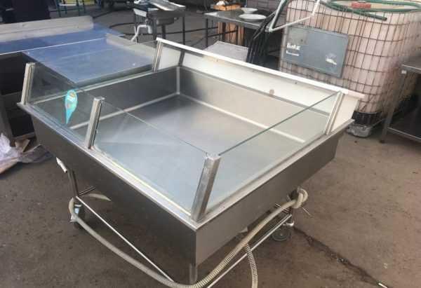 Купить Витрина для рыбы на льду без агрегата
