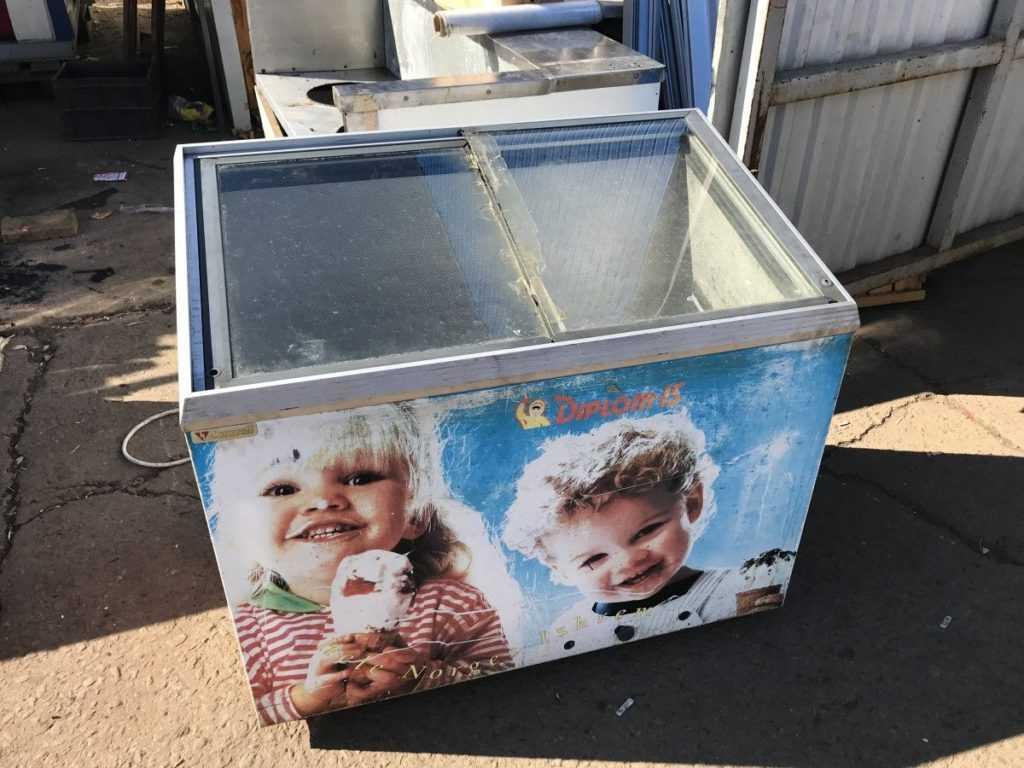 Ларь морозильный Caravell 306-995