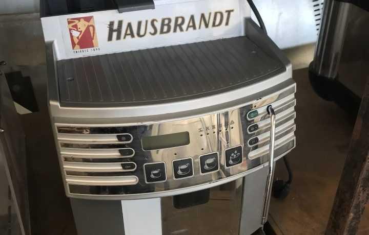 Автоматическая кофемашина Schaerer Siena 2