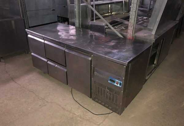 Купить Стол холодильный Desmon DT 186-22