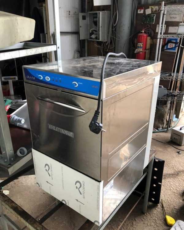 Купить Посудомоечная машина Pluvia 240
