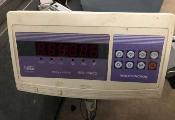 Купить Весы unigram ebi-150c2