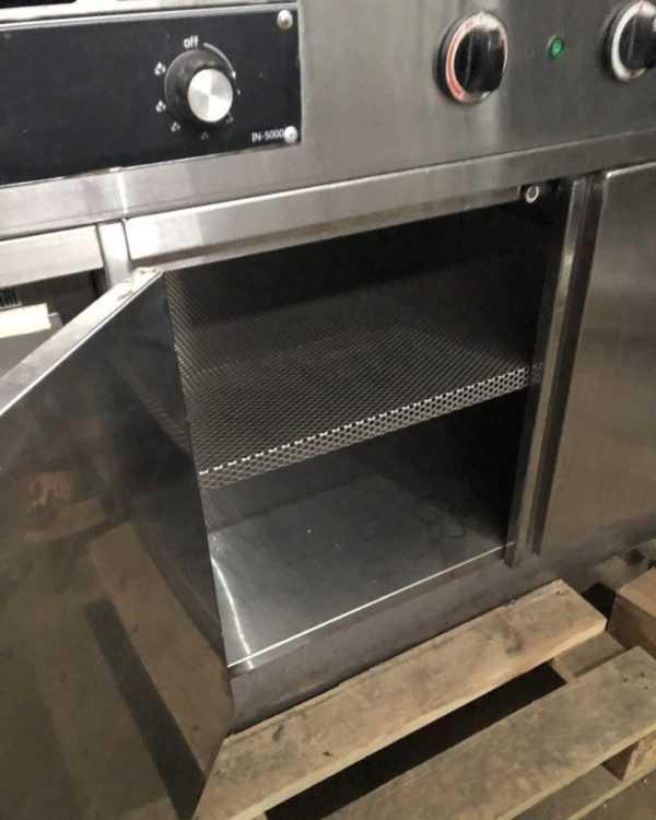Купить Комбинированный стол на базе Hicold