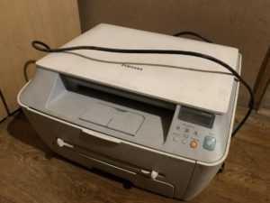 Купить Принтер SAMSUNG SCX-4100
