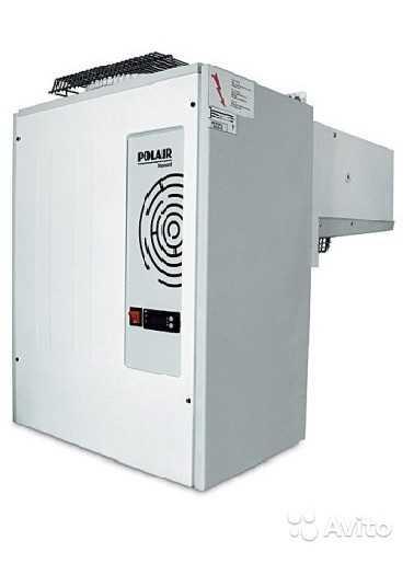 Купить Моноблок низкотемпературный polair MB 108 SF
