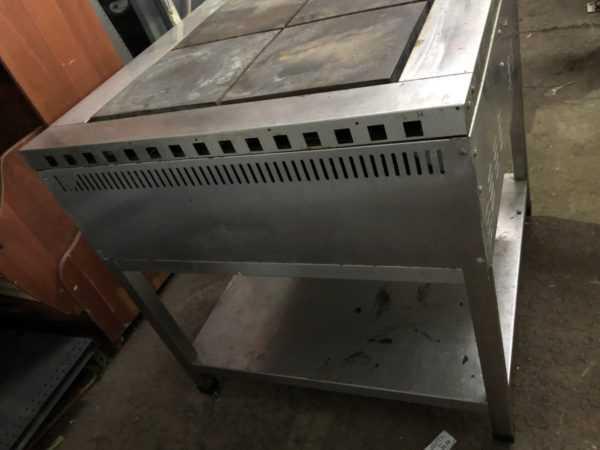Купить Плита электрическая Abat эпк-48П