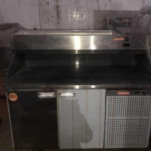 Купить Стол охлаждаемый для пиццы hicold PZ3-11/GN