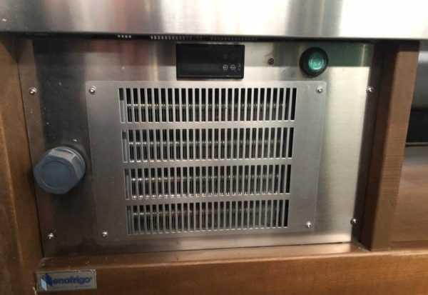 Купить Салат-бар охлаждаемый Enofrigo А1 Tangomrf 20/s