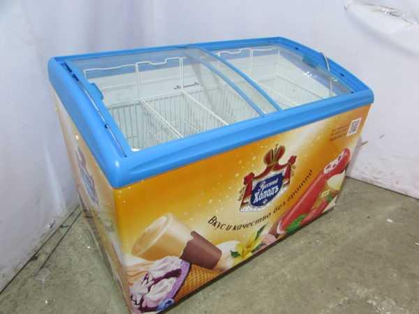 Купить Ларь морозильный ант RIO S 125