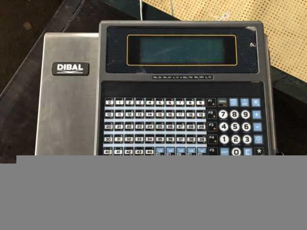 Купить Весы торговые подвесные с чекопечатью Dibal M-525