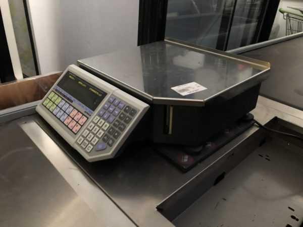 Купить Весы Штрих-Принт Ф 15-2.5 без стойки