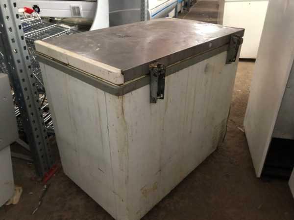 Купить Морозильный ларь Снеж МЛК-400