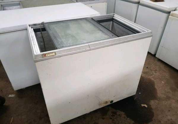 Купить Морозильный ларь Caravell 335-930