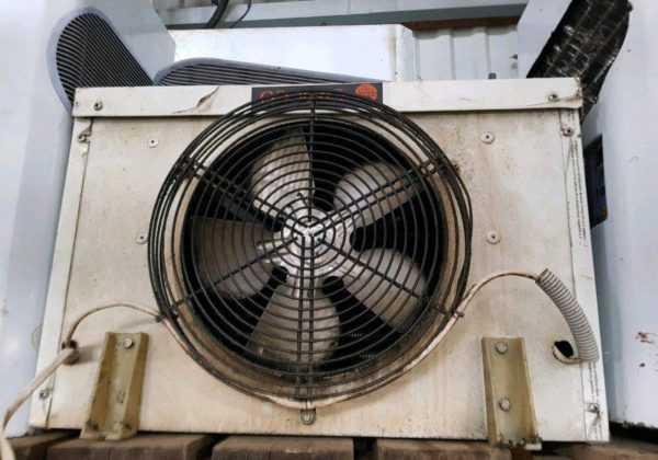 Купить Воздухоохладитель Crocco NHB 26
