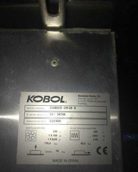 Купить Испаритель kobol CR-25 E cubico