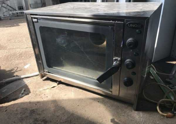 Купить Конвекционная печь Unox XV 401