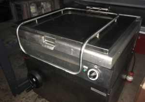 Купить Сковорода опрокидывающаяся Kromet PE-03