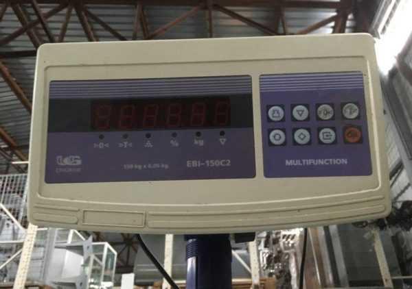 Купить Весы Unigram ebi 150 c2
