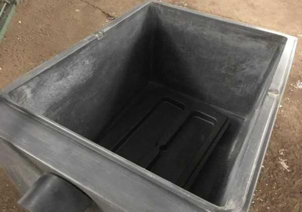 Купить Тележка для льда на колесах пластик 64/88/73