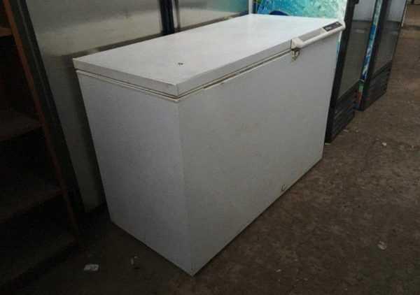 Купить Ларь морозильный frigor t 400 глухая крышка