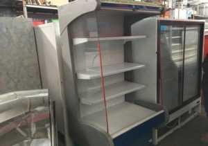 Купить Горка холодильная премьер ввуп1ту Фортуна-1,0