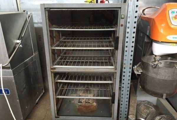 Купить Шкаф расстоечный Восход шрэ-2.1 со стекл. дверцами