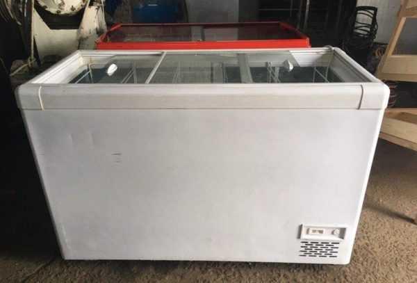 Купить Ларь морозильный Polair DF130SF-S