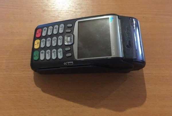 Купить Платежный терминал verifone vx 675