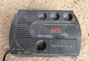 Купить Источник бесперебойного питания APC Back-Up ES 525