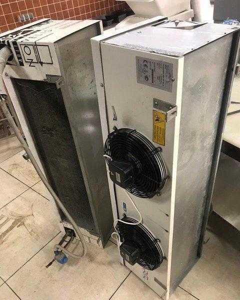 Купить Воздухоохладитель кубический Alfa Laval bles252bs