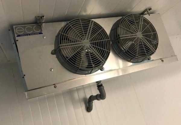 Купить Воздухоохладитель ECO CTE 45L8 ED