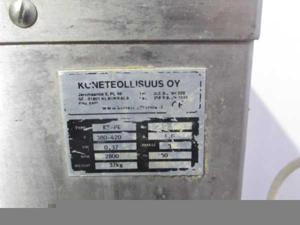 Купить Тендерайзер Koneteollisuus Oy (KT) PK