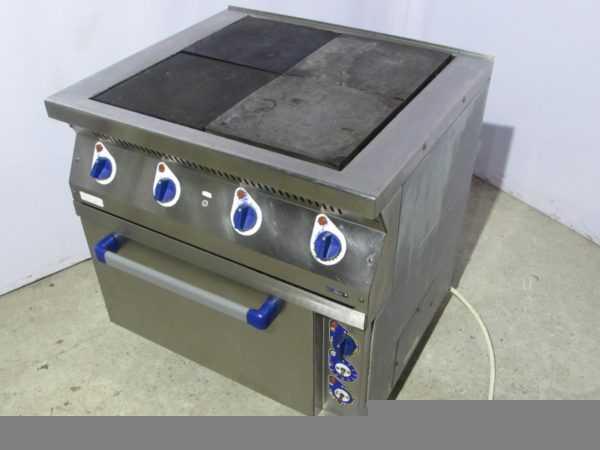 Купить Плита электрическая Abat ЭП-4ЖШ