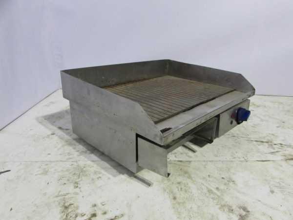 Купить Жарочная поверхность Ergo EG-738-2 гладкая/рифленая
