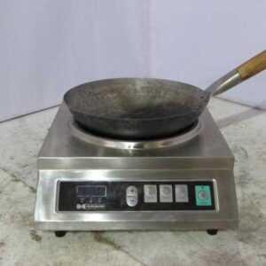 Купить Плита индукционная Hurakan HKN-ICW35M WOK