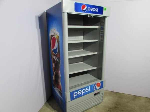 Купить Горка холодильная Frigoglass OPXL-P Pepsi