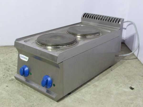 Купить Плита электрическая Tecnoinox PCR35E7