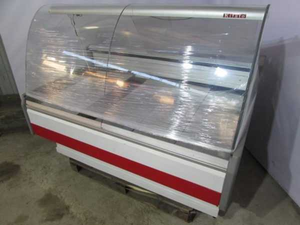 Купить Витрина холодильная Kifato Ладога 1500