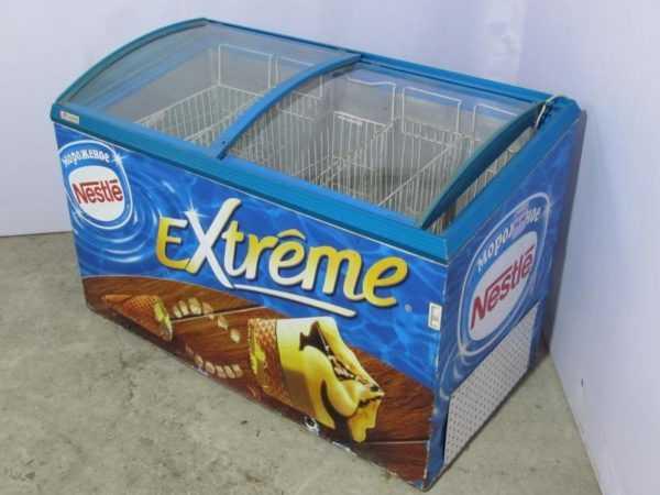 Купить Ларь морозильный Caravell 406-996