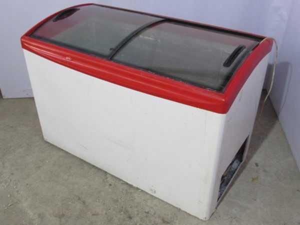 Купить Ларь морозильный Снеж МЛГ-400