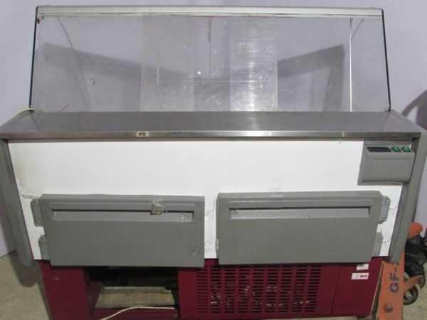Купить Витрина холодильная Cryspi Gamma-2 1500
