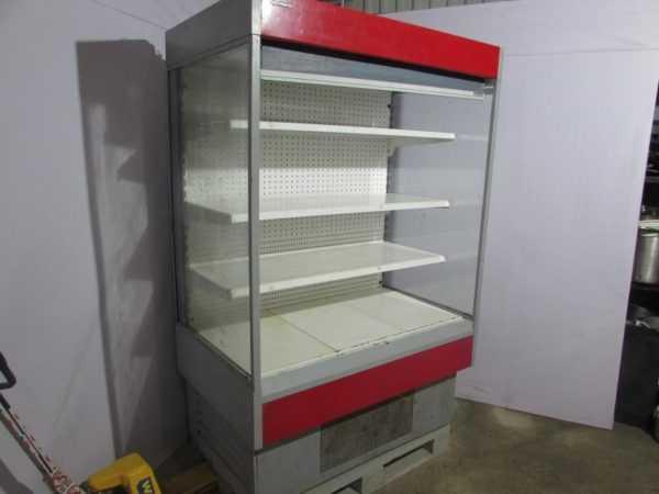 Купить Горка холодильная Cryspi Alt New S 1350